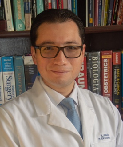 Dr. Luis José Aragón Yanes